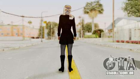 Iranian Girl Skin para GTA San Andreas terceira tela