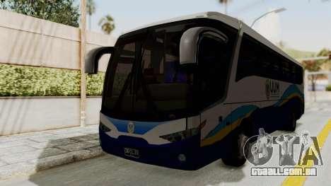 Marcopolo UUM Bus para GTA San Andreas
