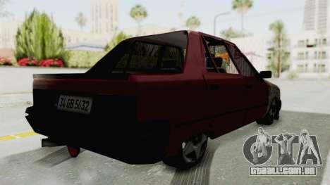 Renault Broadway v2 para GTA San Andreas esquerda vista