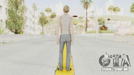 Assassins Creed Brotherhood - Lucy Stillman para GTA San Andreas terceira tela