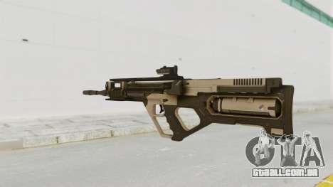Integrated Munitions Rifle Desert para GTA San Andreas segunda tela