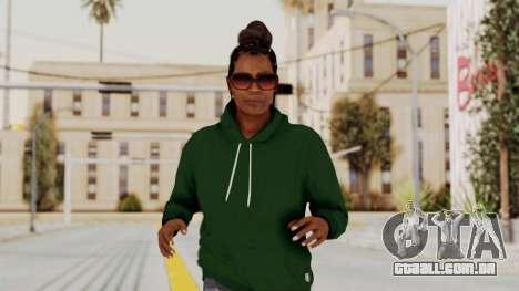GTA 5 Denise Clinton v2 para GTA San Andreas
