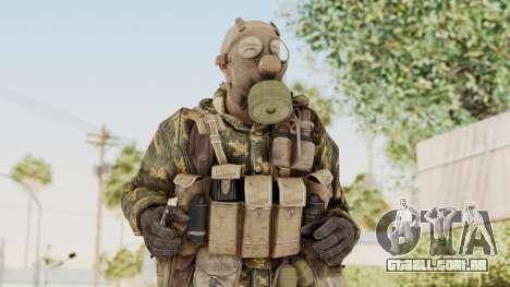 COD Black Ops Russian Spetznaz v6 para GTA San Andreas