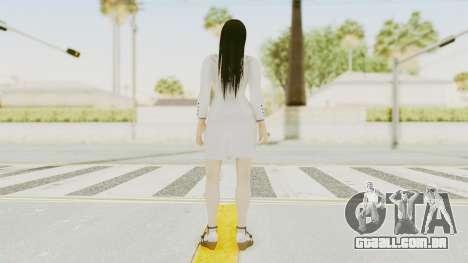 Dead Or Alive 5 - Kokoro Business para GTA San Andreas terceira tela