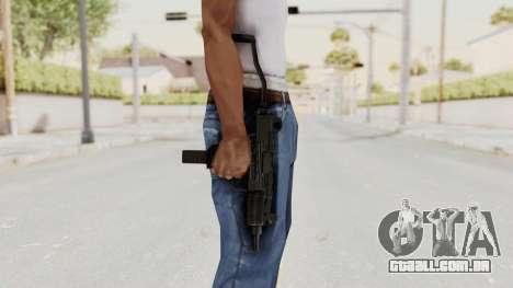 IMI Mini Uzi v1 para GTA San Andreas terceira tela