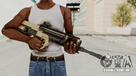 Integrated Munitions Rifle Desert para GTA San Andreas terceira tela