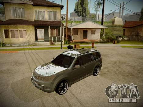 Great Wall Hover H2 2008 para GTA San Andreas