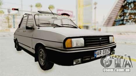 Dacia 1310 TX 1986 para GTA San Andreas vista direita