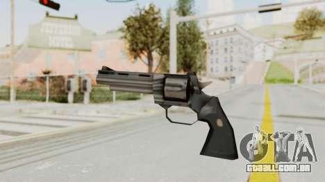 VC Python Pistol para GTA San Andreas segunda tela
