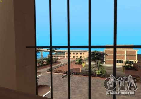 New Interior Radiocenter para GTA San Andreas sétima tela