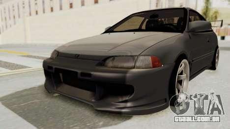 Honda Civic 1995 FnF para GTA San Andreas