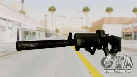 Killzone - M82 Assault Rifle Supressed para GTA San Andreas