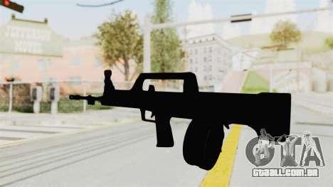 QBB-95 para GTA San Andreas terceira tela