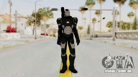 Marvel Heroes - War Machine (AOU) para GTA San Andreas segunda tela