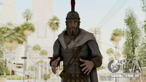 AC Brotherhood - Ezio Auditore Legionare para GTA San Andreas