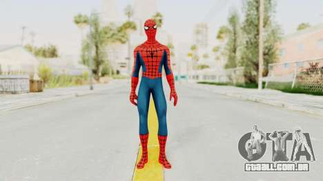 Marvel Heroes - Spider-Man para GTA San Andreas segunda tela