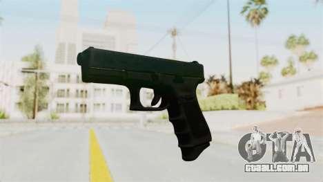 Glock 19 Gen4 para GTA San Andreas segunda tela