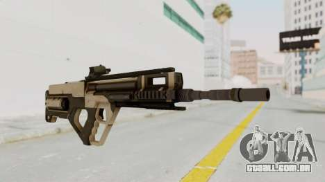 Integrated Munitions Rifle Desert para GTA San Andreas