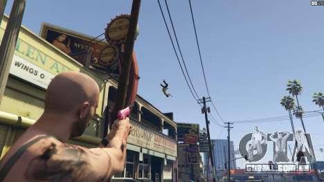 GTA 5 Force Eject segundo screenshot