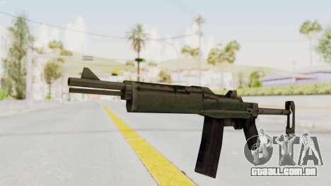 VC Kruger para GTA San Andreas segunda tela