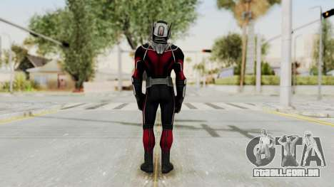 Captain America Civil War - Ant-Man para GTA San Andreas terceira tela