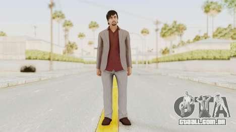 GTA 5 Online Male Skin 1 para GTA San Andreas segunda tela