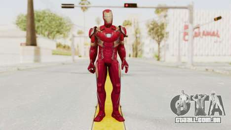 Marvel Future Fight - Iron Man (Civil War) para GTA San Andreas segunda tela