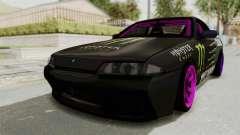 Nissan Skyline R32 Drift Monster Energy Falken para GTA San Andreas