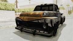 GTA 5 Slamvan Stock PJ2
