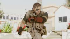 MGSV The Phantom Pain Venom Snake Desert para GTA San Andreas