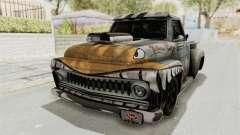 GTA 5 Slamvan Race PJ2