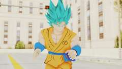 Dragon Ball Xenoverse Goku SJ para GTA San Andreas