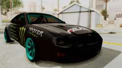 Toyota Celica GT Drift Monster Energy Falken para GTA San Andreas