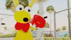 Kao the Kangaroo Gloves
