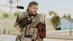 MGSV The Phantom Pain Venom Snake No Eyepatch v3 para GTA San Andreas
