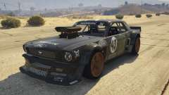 Ford Mustang 1965 Hoonicorn 1.2 [Replace]