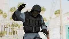 Batman Arkham Origins Swat para GTA San Andreas