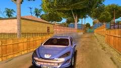 Iranian Peugeot 308