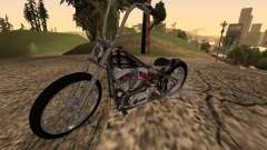 Chopper Old School para GTA San Andreas