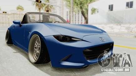 Mazda MX-5 Slammed para GTA San Andreas