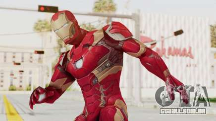Marvel Future Fight - Iron Man (Civil War) para GTA San Andreas