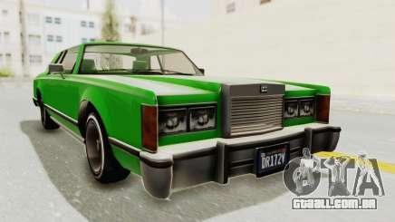 GTA 5 Dundreary Virgo Classic Custom v1 para GTA San Andreas