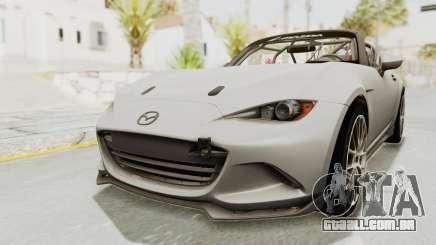 Mazda MX-5 Cup 2015 v2.0 para GTA San Andreas