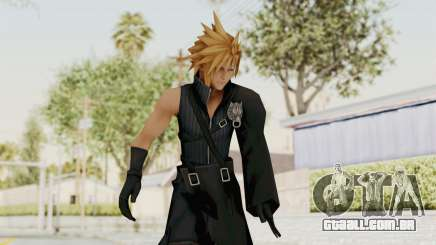 Kingdom Hearts 2 - Cloud Strife para GTA San Andreas