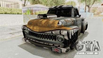 GTA 5 Slamvan Race PJ2 para GTA San Andreas