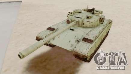 O T-72A para GTA San Andreas