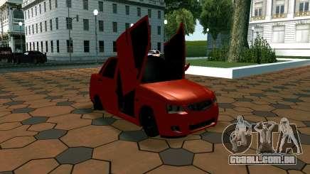 Lada Priora Lambo para GTA San Andreas