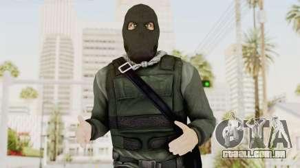 Battlefield 3 Bandit para GTA San Andreas