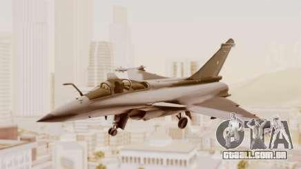 Dassault Rafale Indian Air Force para GTA San Andreas