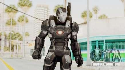 Marvel Future Fight - War Machine (Civil War) para GTA San Andreas